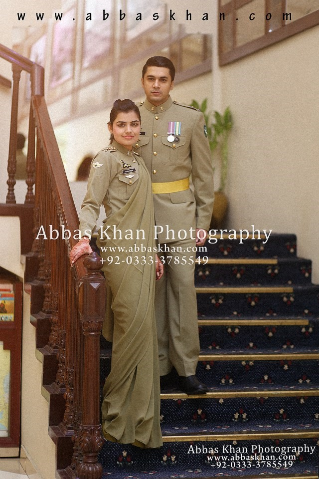 Pakistan Army Couples Who Got Married In A Different Way Pakistani