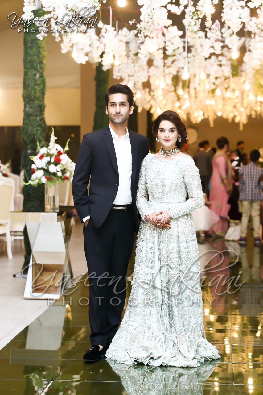 Privacy Policy >> Beautiful Pictures of Aiman Khan Wedding Reception by