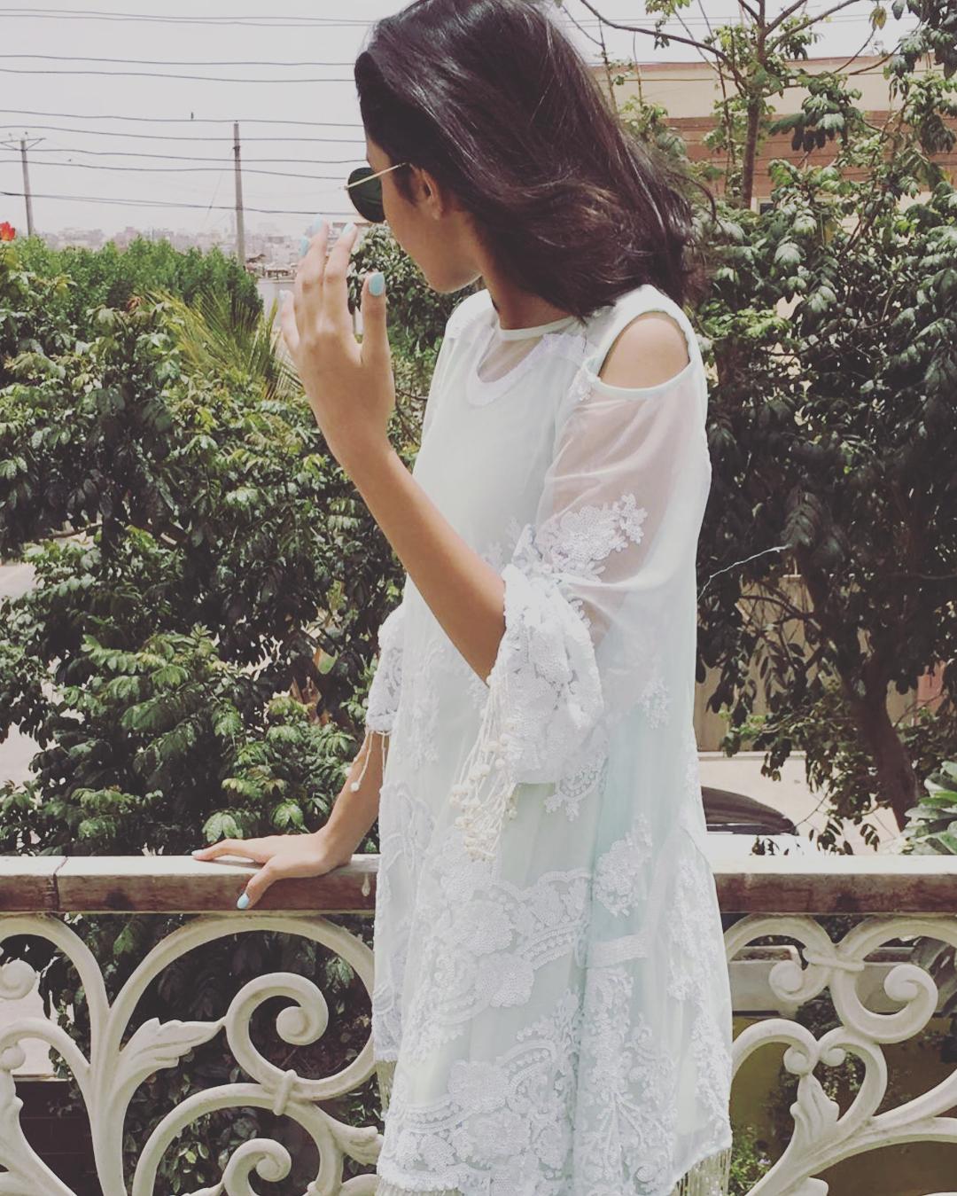 Latest Beautiful Clicks of Nida Yasir Daughter Silah Yasir ...