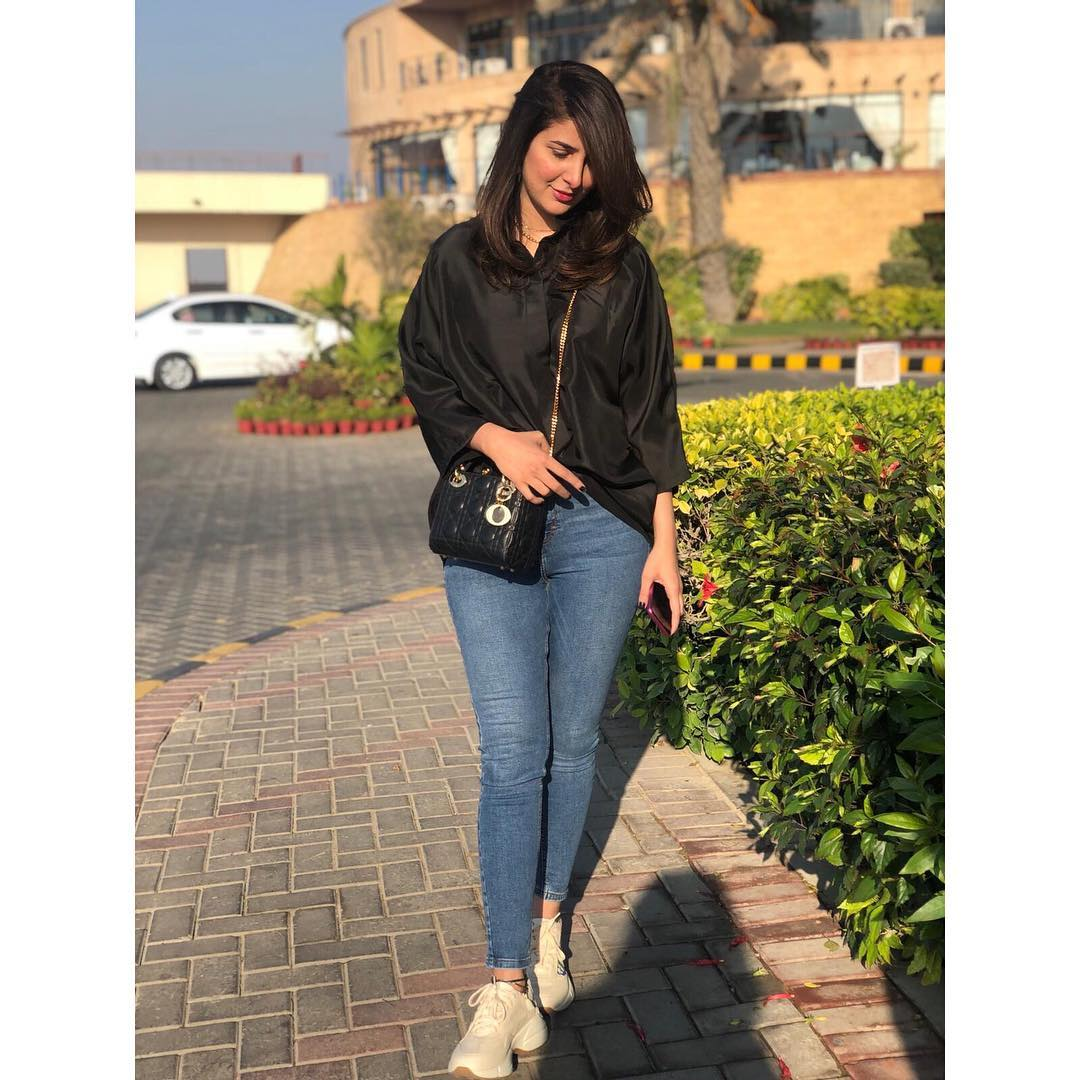 Privacy Policy For Website >> Latest Clicks of Actress Areeba Habib in Paris   Pakistani