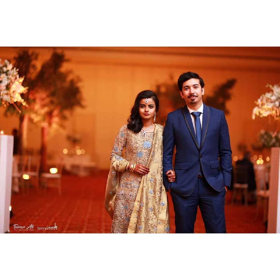 Beautiful Wedding Pictures Of Famous Youtuber Taimoor