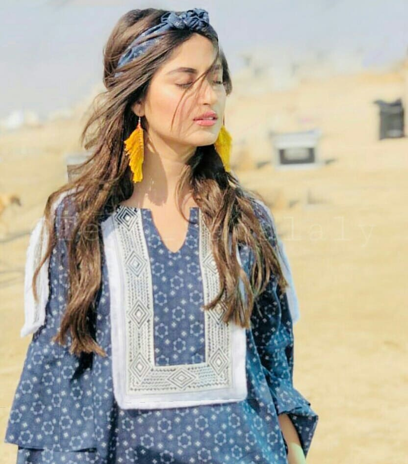 Beautiful Pictures on the Set of Upcoimg Drama Alif