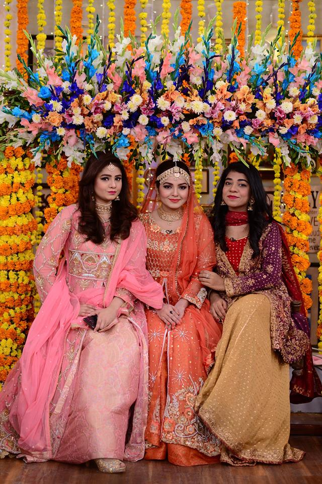 Privacy Policy >> Actress Esha Noor Wedding in Nida Yasir Morning Show ...
