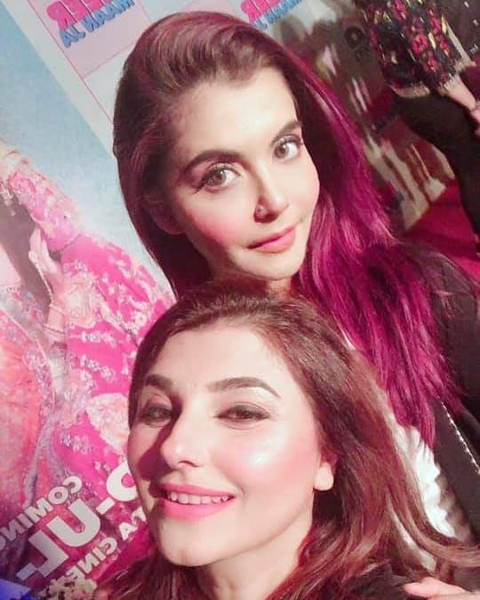Latest clicks of Nida Yasir with her Cute Daughter Silah ...