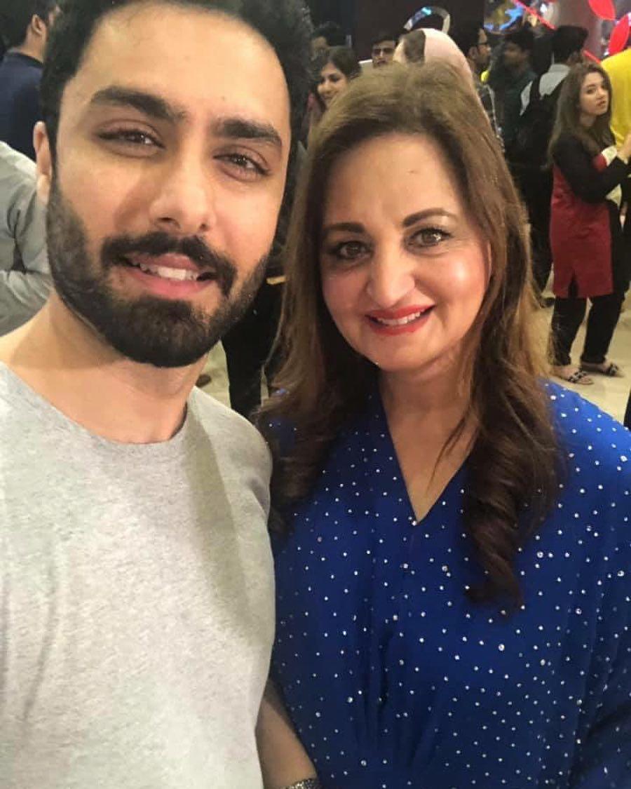 Celebrities at the Premier of Movie Sherdil | Pakistani