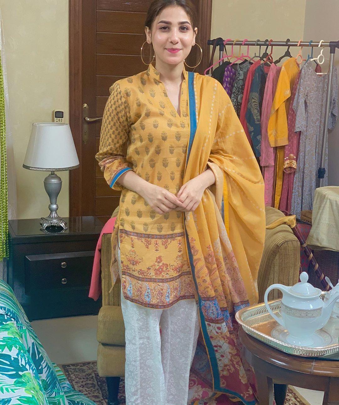 Latest Beautiful Clicksa of Hina Altaf | Pakistani Drama