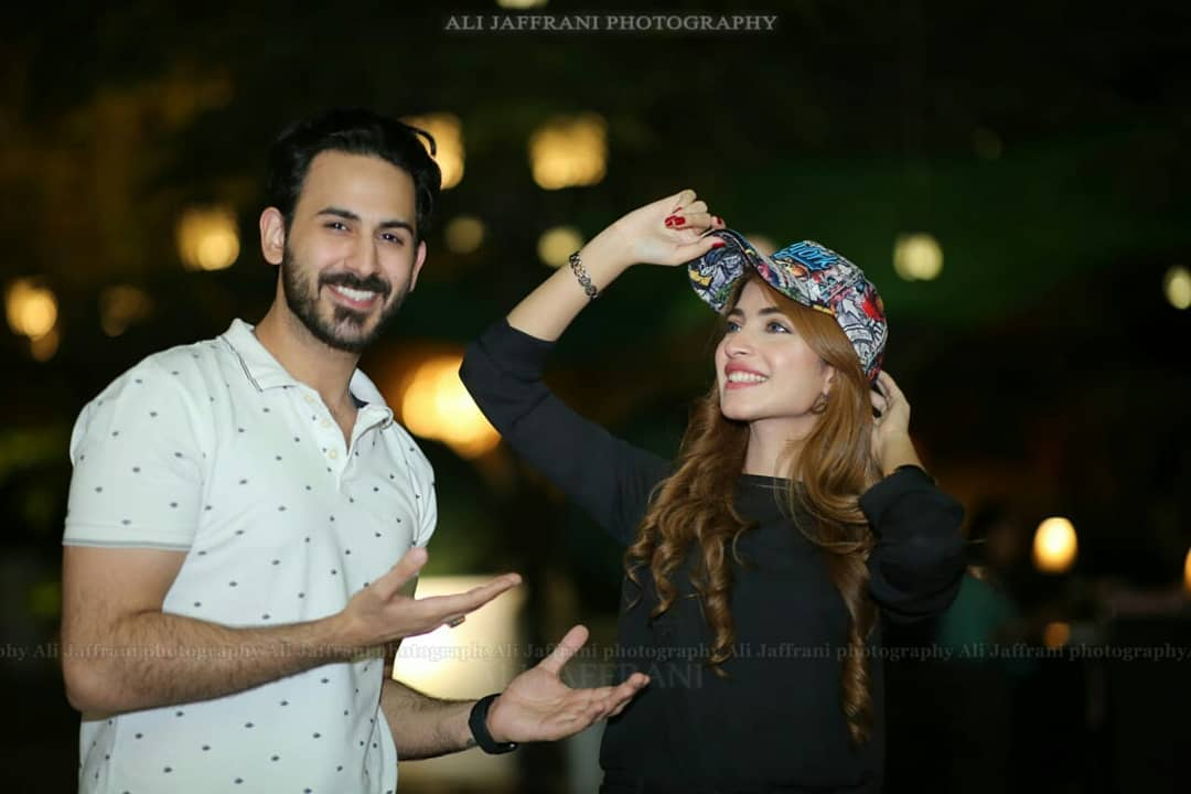 Celebrities At Dinner Hosted By Kinza Hashmi Pakistani