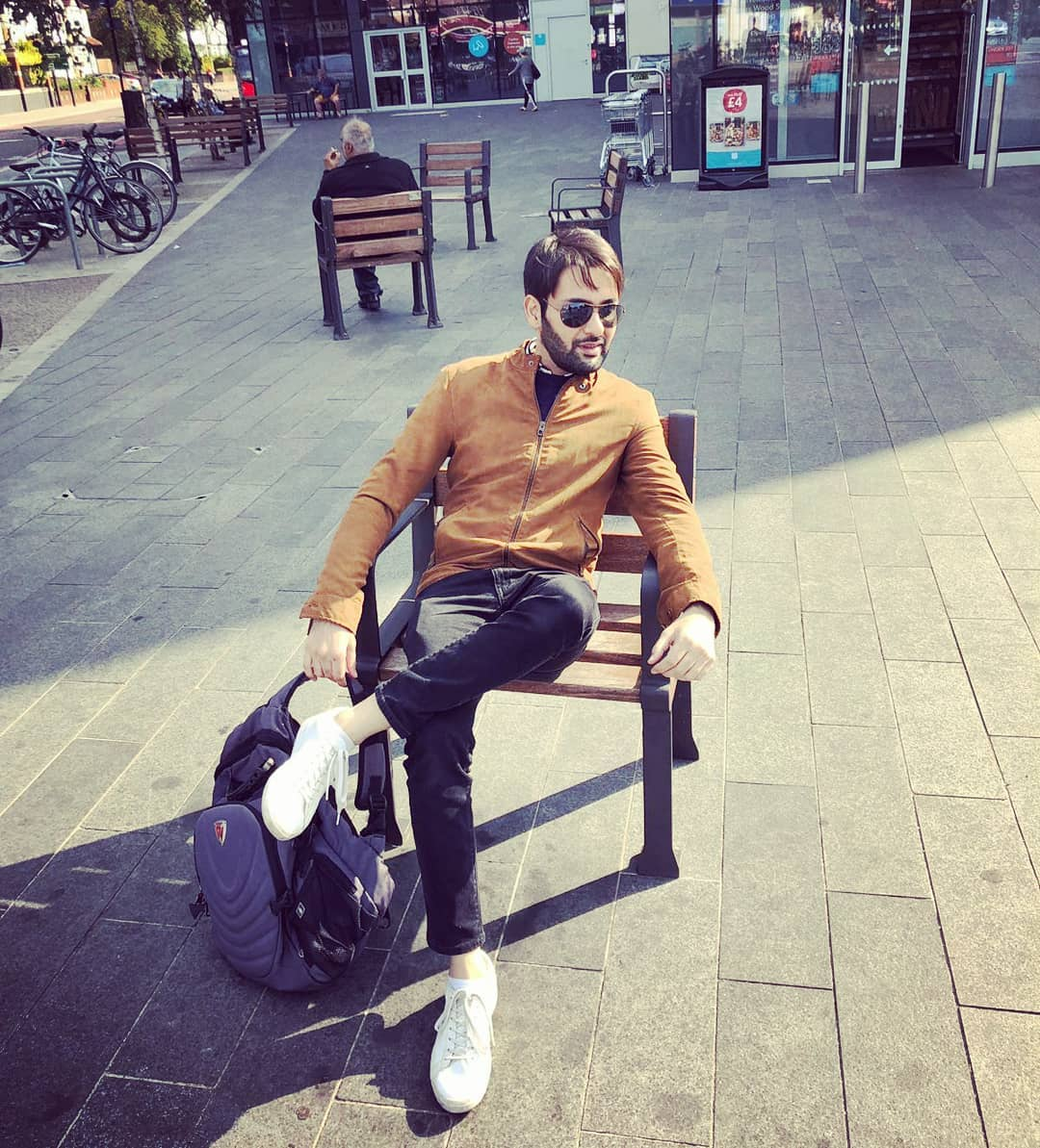 Privacy Policy >> Latest Clicks of Affan Waheed in London | Pakistani Drama ...