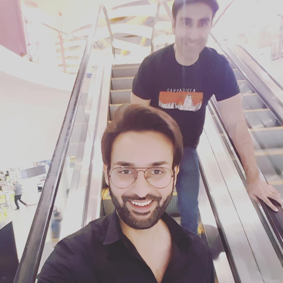 New To You >> Latest Clicks of Affan Waheed in London | Pakistani Drama ...