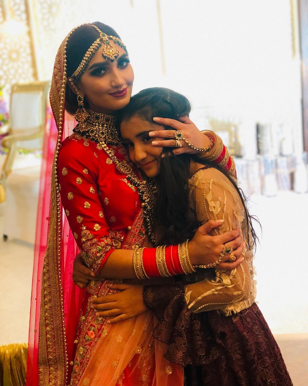 Beautiful Pictures of Newly Wed Couple Hassan Ali with his