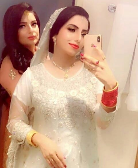 Simple Wedding Family Pictures: Beautiful Wedding Pictures Of Imad Wasim And Sania Ashfaq