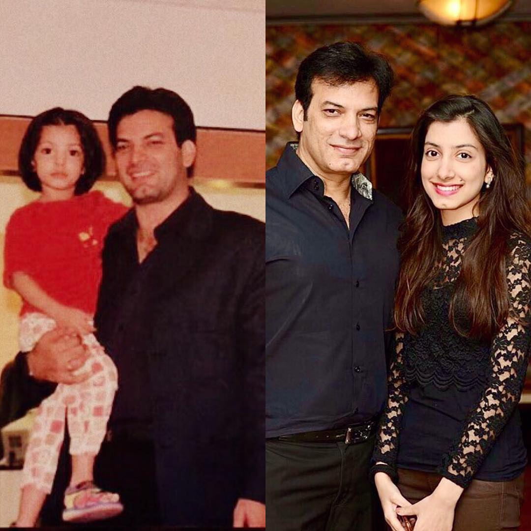 Beautiful Pictures of Saleem Sheikh with his Wife and ...