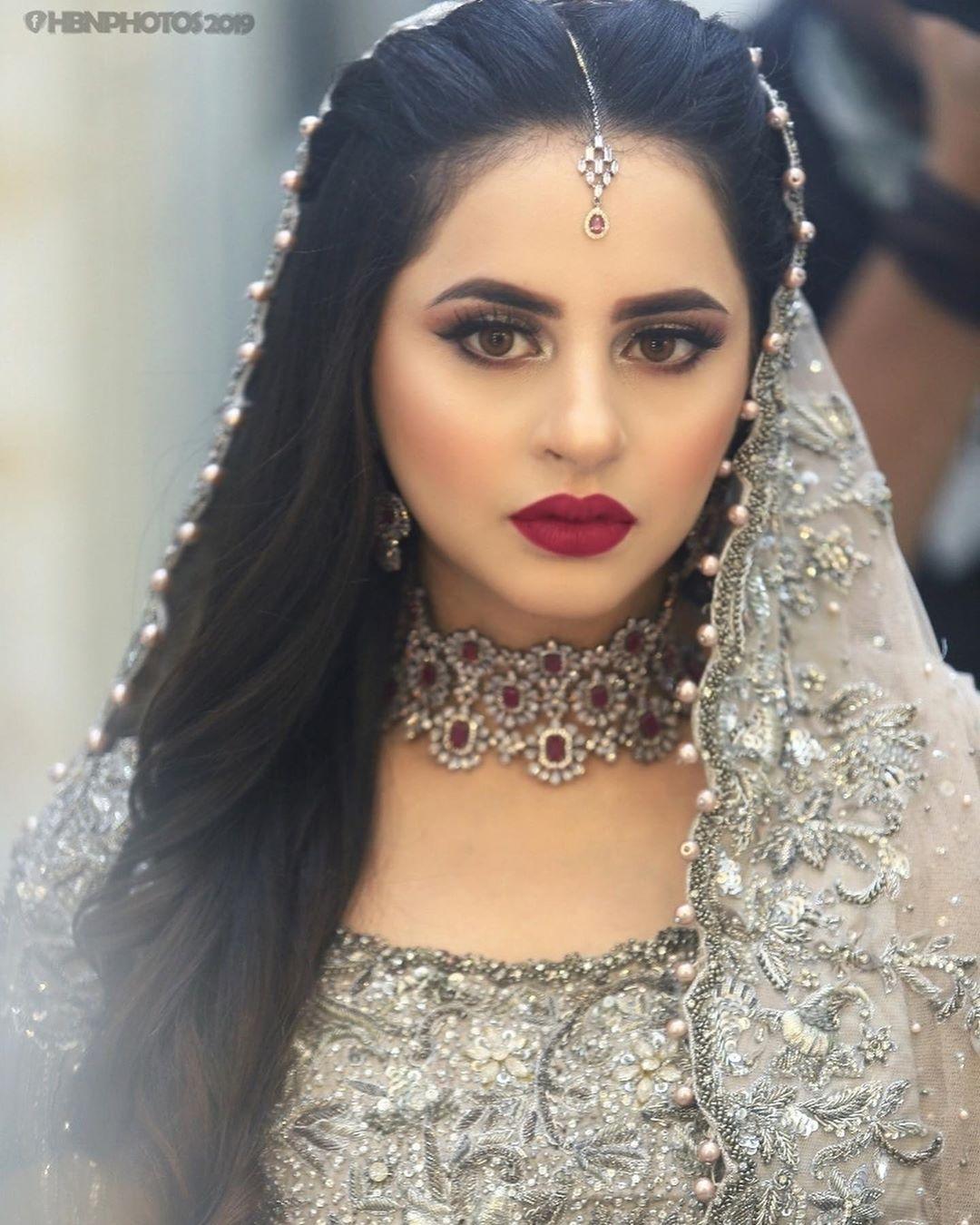 Beautiful Bridal Photoshoot Of Fatima Effendi