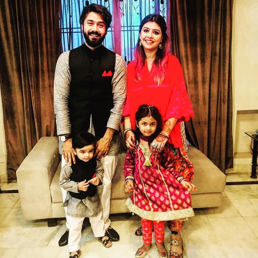Where Children Sleep: Latest Beautiful Clicks Of Ali Abbas With His Wife Hamna