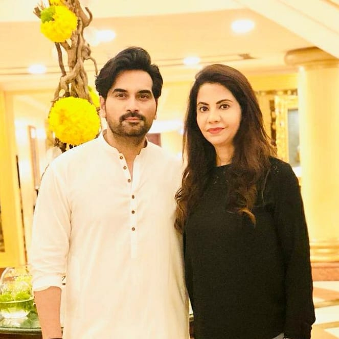 Image result for humayun saeed with wife hd pics