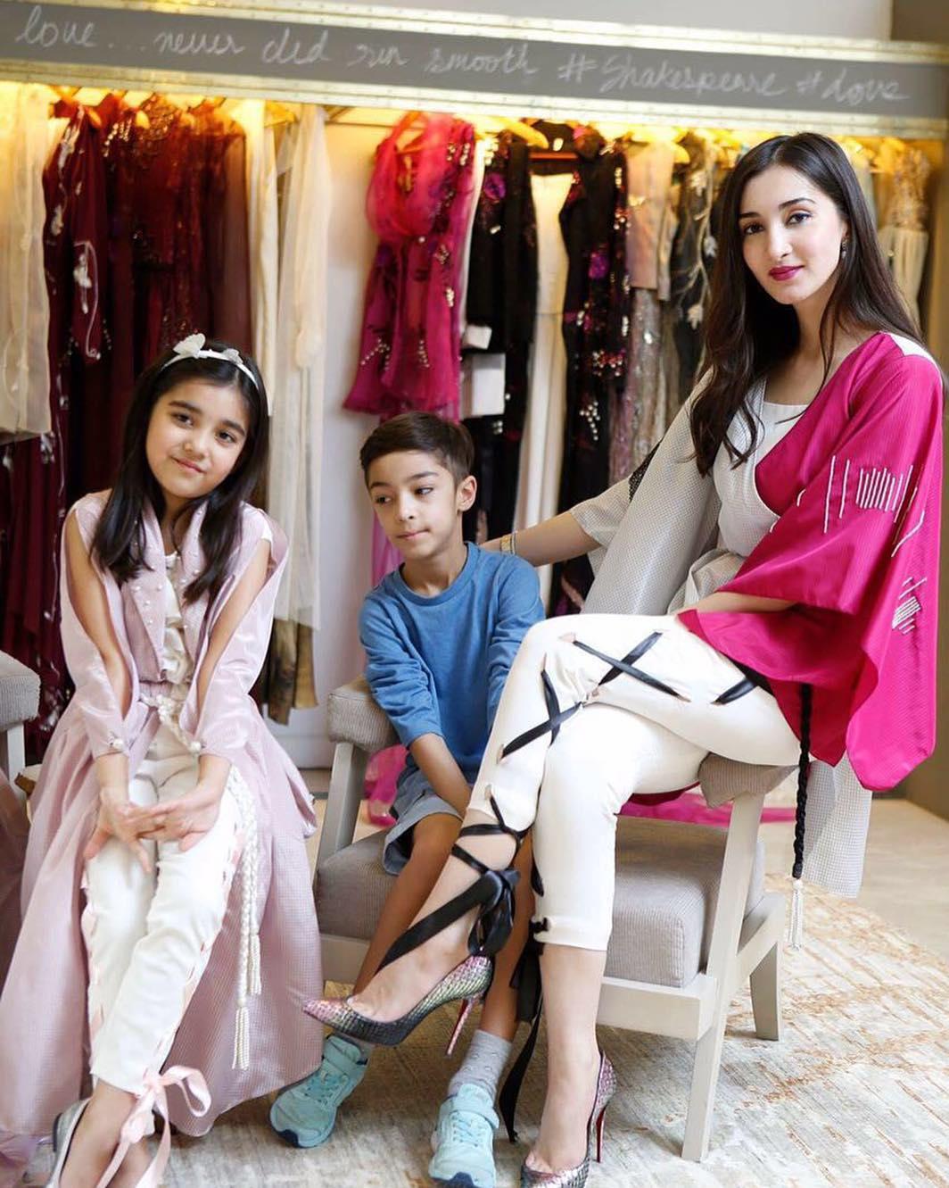 Meet Fashion Designer Seher Tareen Daughter Of Politician Jahangir Tareen Pakistani Drama Celebrities