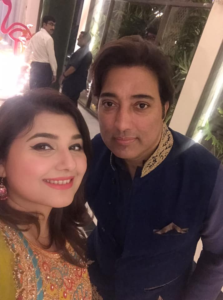 , Beautiful Pictures of Javeria and Saud at a Wedding Event, Top Breaking News