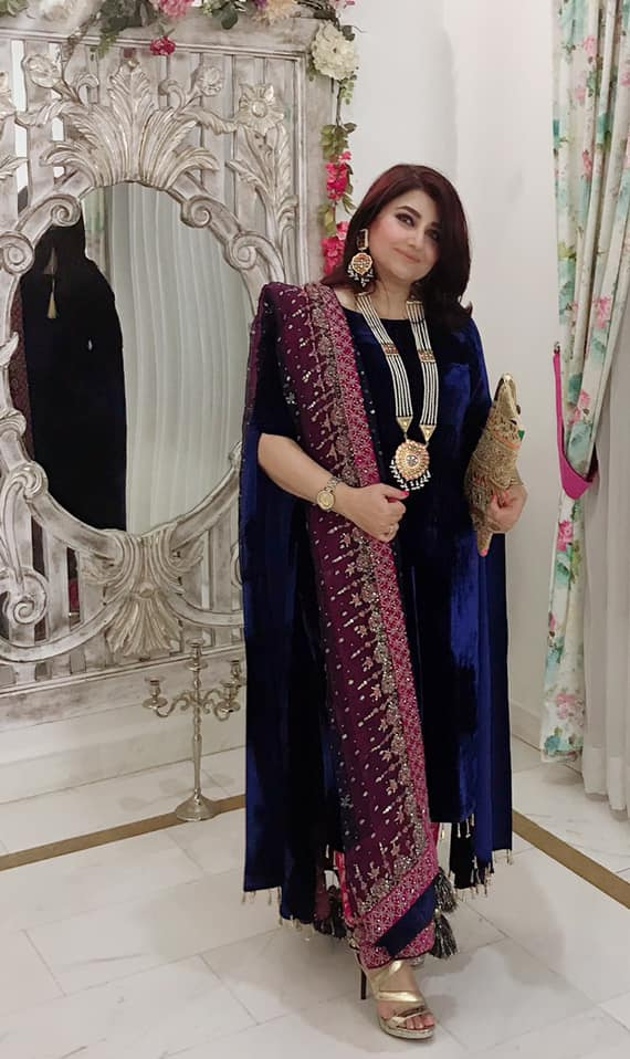 , Beautiful Pictures of Javeria and Saud at a Wedding Event, Top Breaking News, Top Breaking News