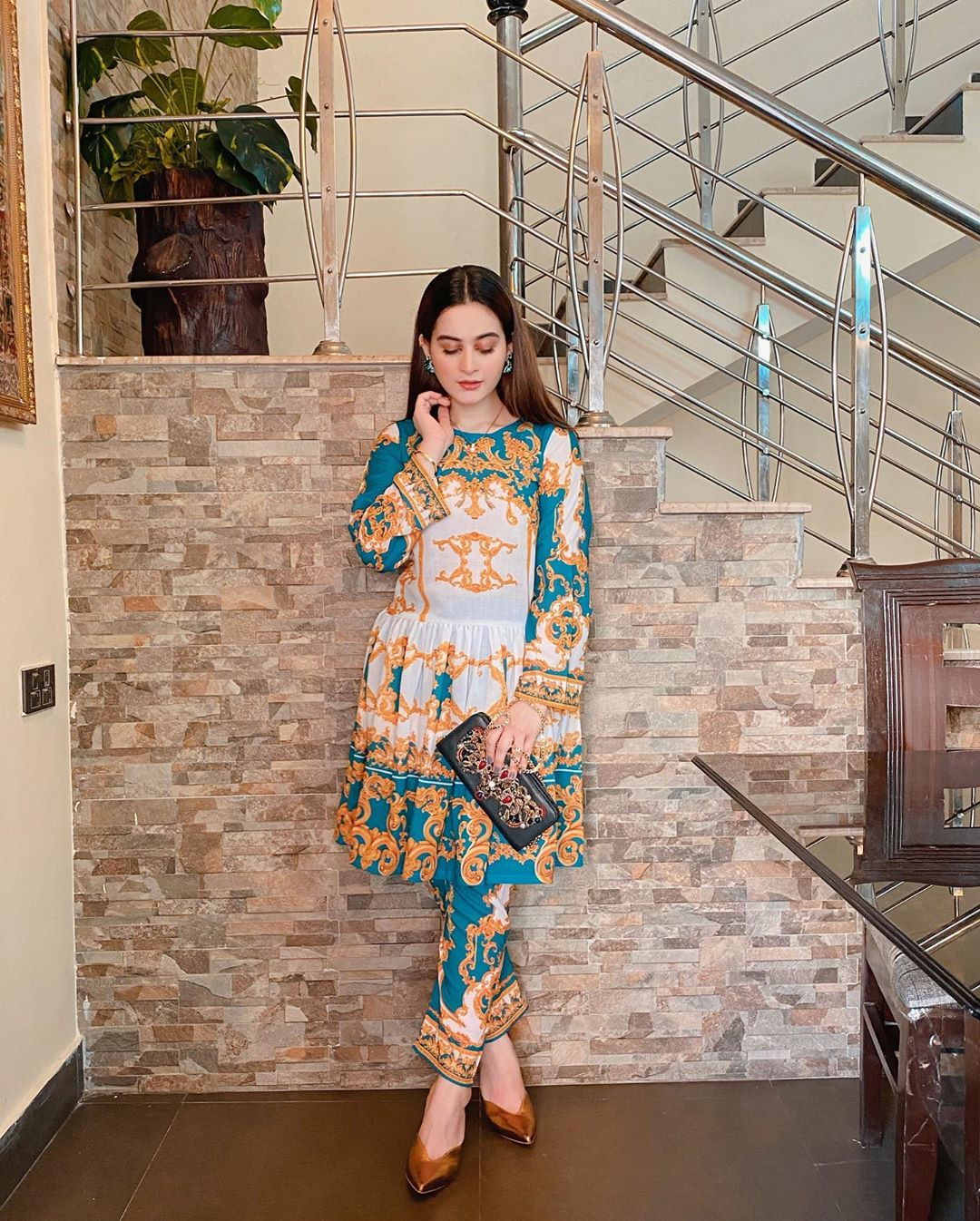 Aiman Khan Outfits