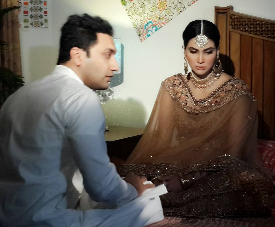 Fiza Ali Shoot 2 Pakistani Drama Celebrities