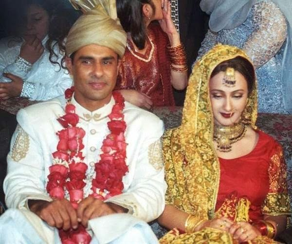 Pakistani Cricketer Waqar Younis Wedding Pictures 1