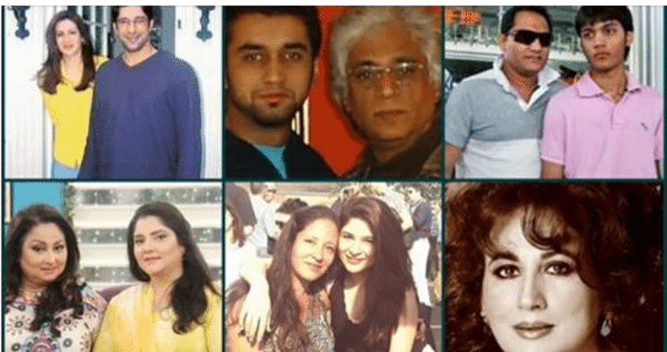 Pakistani celebrities who have lost their dear ones in for Roohi bano family