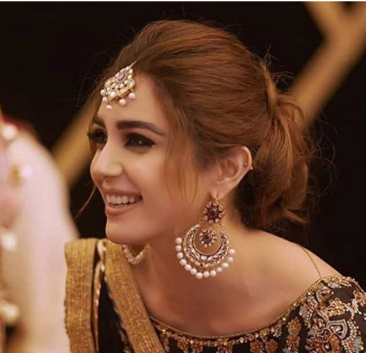 Beautiful Maya Ali at a Family Wedding