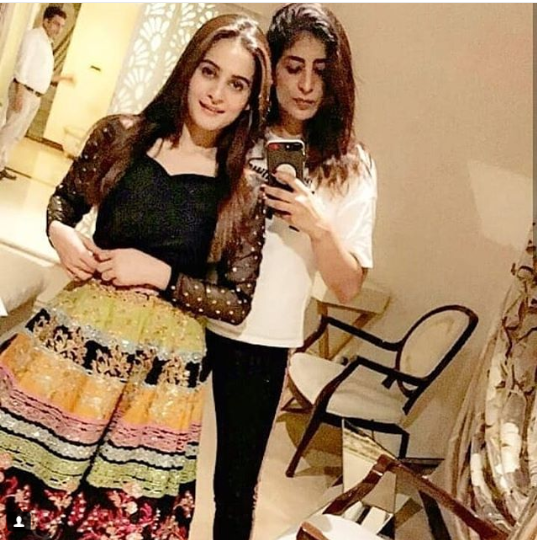 Aiman Khan And Muneeb Butt Wedding Preparations Started