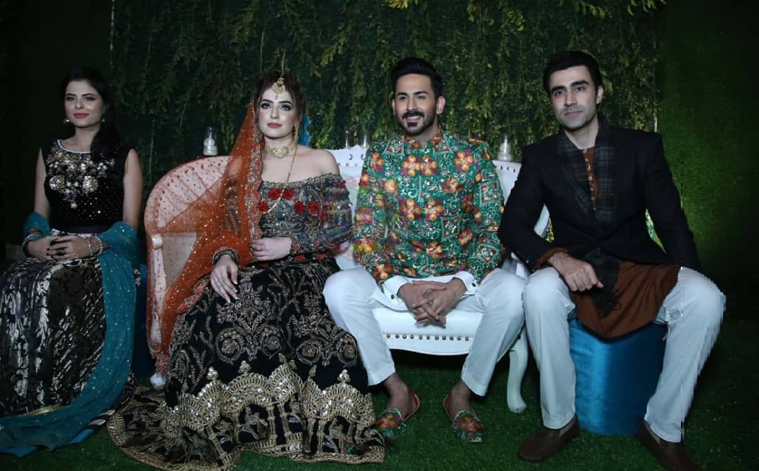 Privacy Policy >> Beautiful Clicks of Actor Shan Baig Mehndi Event ...
